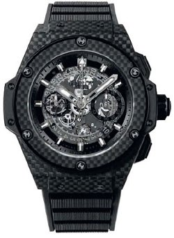 King Power Unico Carbon Fiber Watch by Hublot in Fast & Furious 6