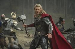 Custom Made Thor Costume by Wendy Partridge (Costume Designer) in Thor: The Dark World