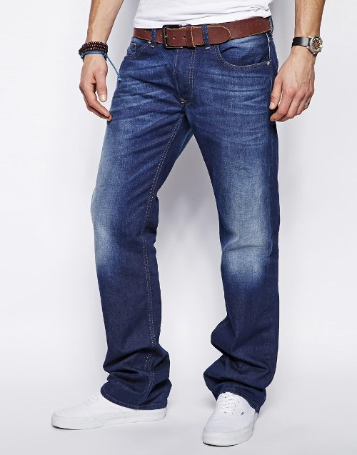 Larkee Denim Jeans by Diesel in Get Hard