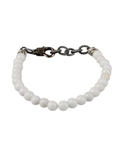 Bead Detail Clasp Bracelet by Ann Demeulemeester in The Vampire Diaries