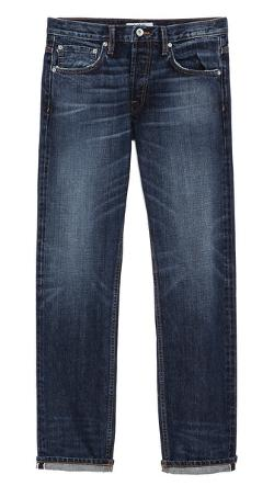 Reed Washed Jeans by Baldwin Denim in The Disappearance of Eleanor Rigby