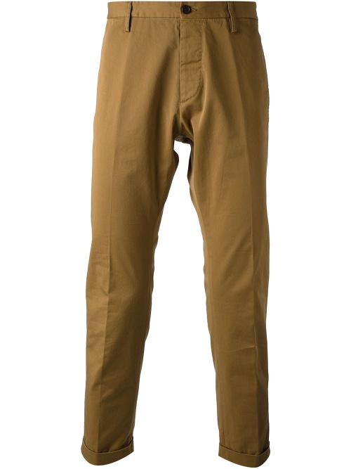Cropped Chinos by Dsquared2 in Dolphin Tale 2