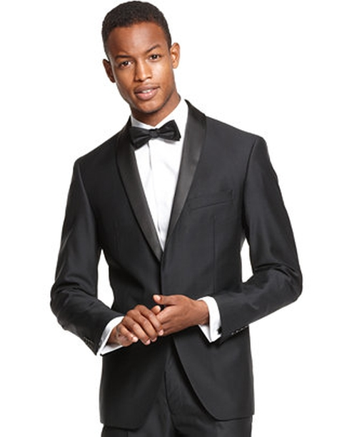 Tuxedo Slim-Fit Jacket by Ryan Seacrest Distinction in The Loft