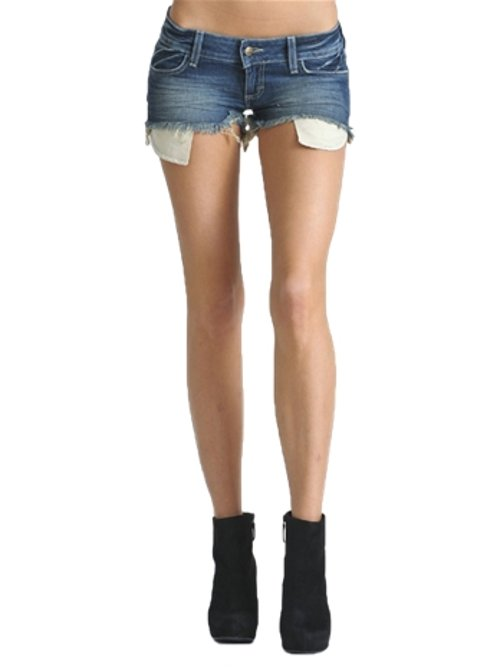 Madeleine Cut-Off Shorts by Siwy Denim in Get Hard