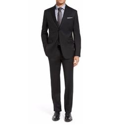 Drop 7 Trim Fit Wool Suit by Z Zegna in Designated Survivor