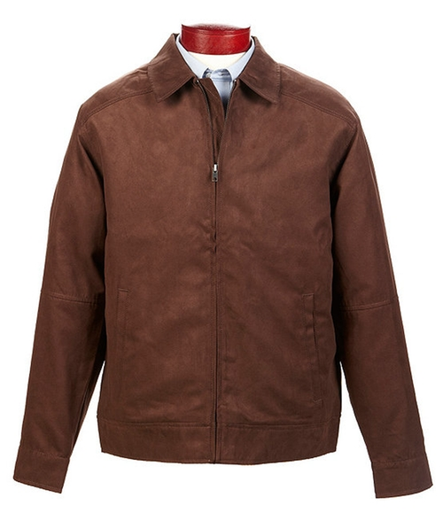 Microsuede Roosevelt Jacket by Cutter & Buck in Harry Potter and the Deathly Hallows: Part 2