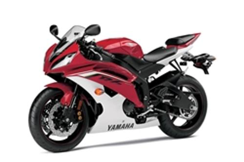 YZF-R6 by Yamaha in A Good Day to Die Hard