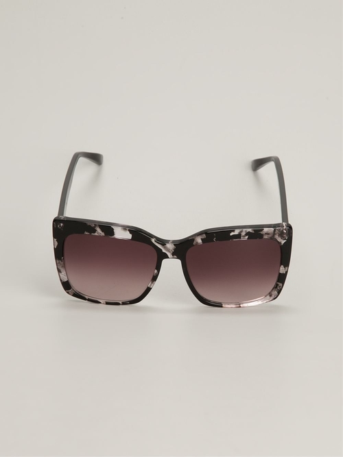 Marble Effect Sunglasses by Peter & May Walk in Lucy