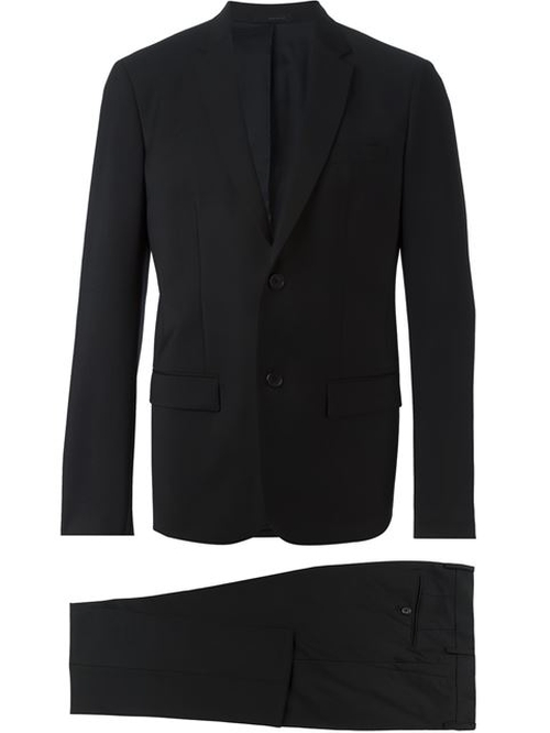 Two Piece Suit by Jil Sander in Youth