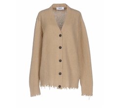 Knitted Cardigan by MSGM in Gypsy