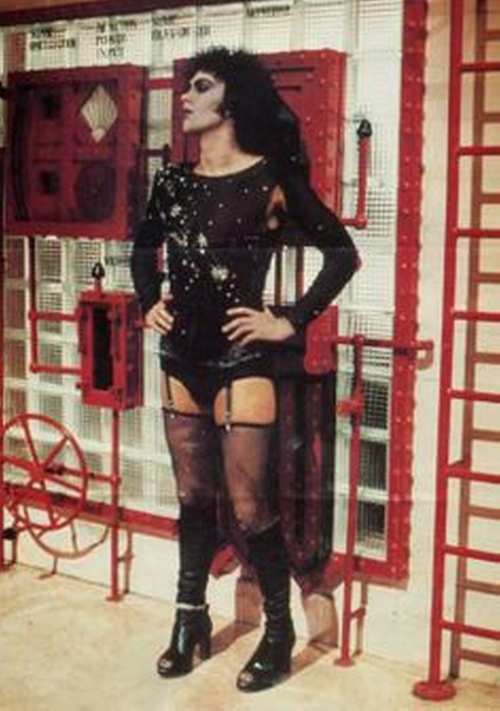 Dr. Frank N Furter Dinner Corset Costume by Sue Blane (Costume Designer) in The Rocky Horror Picture Show