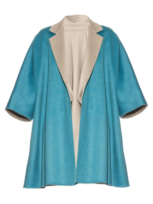 Scalata Reversible Coat by Max Mara in Scandal
