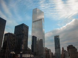 New York City, New York by Four World Trade Center in John Wick