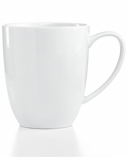 Whiteware Tapered Mug by The Cellar in No Strings Attached