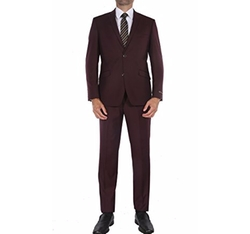 Slim Fit Two-Piece Suit by PL in Pacific Rim: Uprising