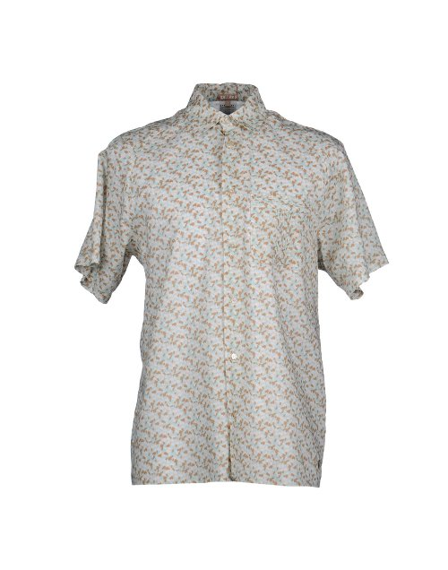 Short Sleeve Printed Shirt by Galliano in (500) Days of Summer