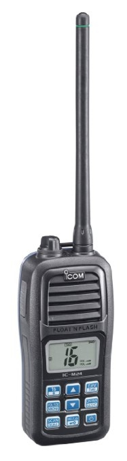 Handheld Radio by Icom in Marvel's The Avengers