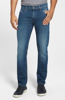'Blake' Slim Straight Leg Jeans by Hudson Jeans in That Awkward Moment