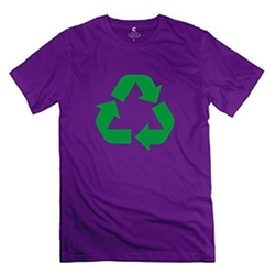 Sheldon Coopers Recycle Tee Shirt by HM in The Big Bang Theory
