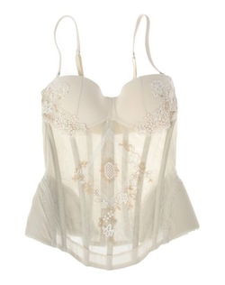Lace Bustier by La Perla in The Women