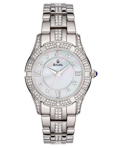 Silver-Tone Bracelet Watch by Bulova in Bad Moms