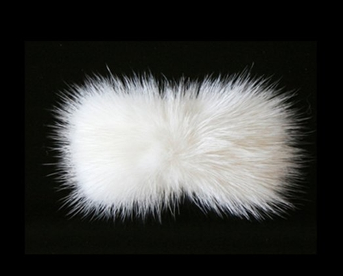 Fur Big Bow Ribbon Hair Pin by Romantic Wedding in Clueless
