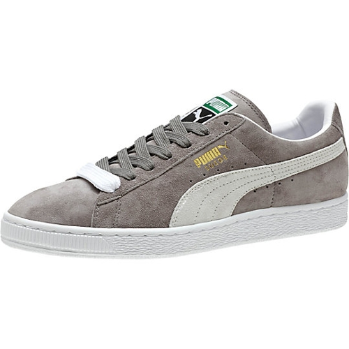 Men's Classic Suede Sneakers by Puma in Paper Towns