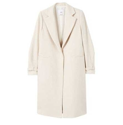 Structured Wool Coat by Mango in Maze Runner: The Death Cure