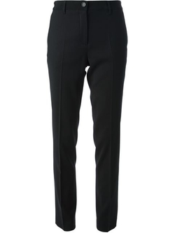 'Chalvey' Slim Fit Trousers by Burberry London in Our Brand Is Crisis