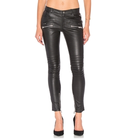 Biker Leather Pants by Anine Bing in Guardians of the Galaxy Vol. 2