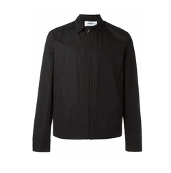 Zipped Shirt Jacket by Chalayan in The Flash