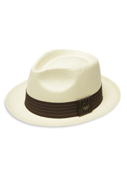 'Snare' Straw Fedora Hat by Goorin Brothers in The Legend of Tarzan