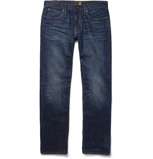 Slim-Fit Washed Denim Jeans by J. Crew in Insidious: Chapter 3