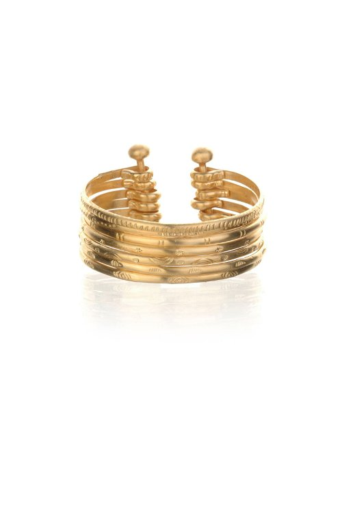Small Bangle Cuff by Satya Jewelry in Couple's Retreat