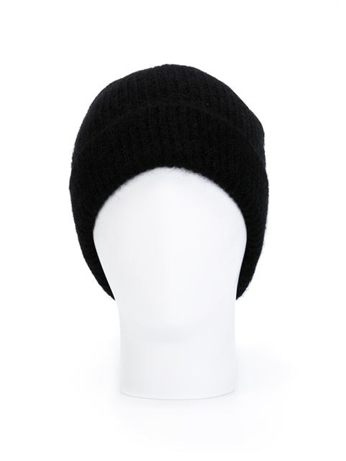 Ribbed Knit Beanie by Neil Barrett in Love the Coopers
