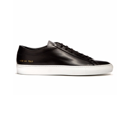 Achilles Low Top Leather Trainers by Common Projects in Billions
