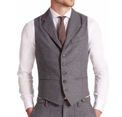 Tailored Waistcoat by Eleventy in The Blacklist