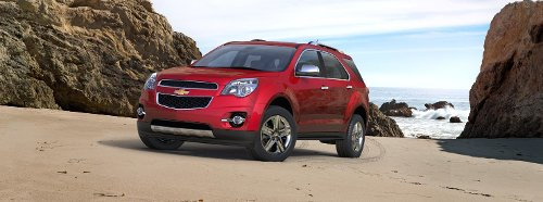 Equinox SUV by Chevrolet in Need for Speed