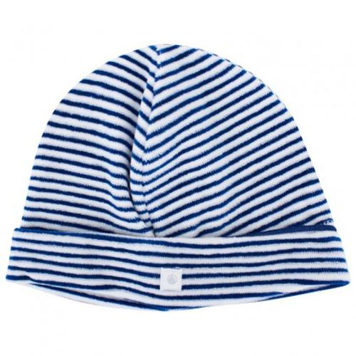Striped Velour Hat by Petit Bateau in Neighbors