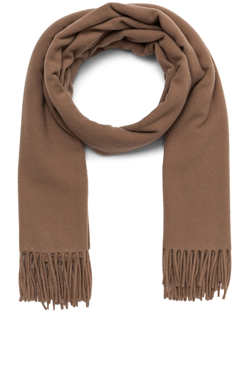 Canada Scarf by Acne Studios in The Night Of - Season 1 Looks