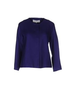 Round Collar Blazer by Gerard Darel in Scandal