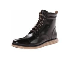 Men's Lunargrand Lace-Up Boot by Cole Haan in Captain America: Civil War