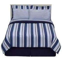 Classic Stripe Bed In A Bag by Room Essentials in Crazy, Stupid, Love.