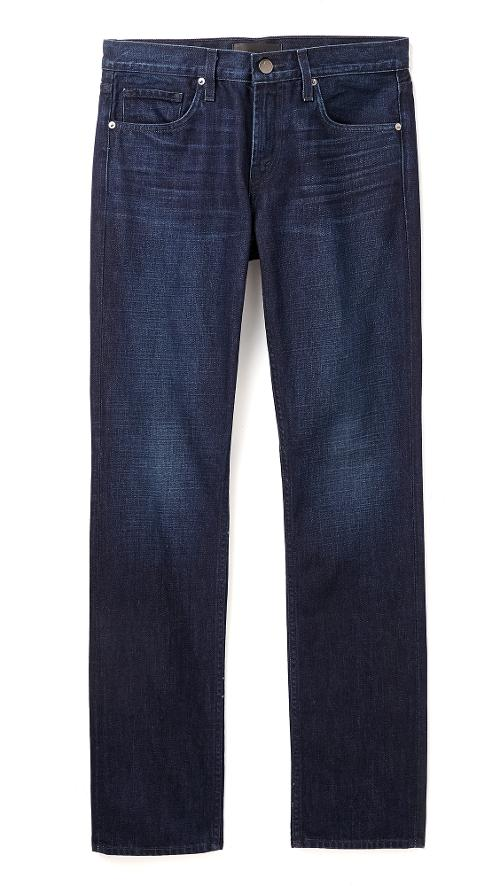 Kane Slim Straight Jeans by J Brand in Savages