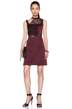 Sleeveless Viscose-Blend Dress by Christopher Kane in Nashville