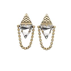 London Earrings by Lionette by Noa Sade in Pretty Little Liars