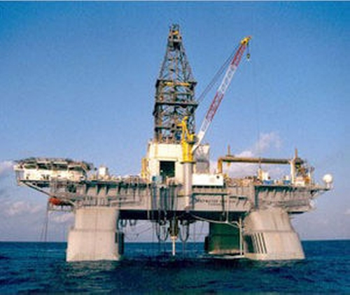 Macondo Prospect Gulf of Mexico, USA in Deepwater Horizon