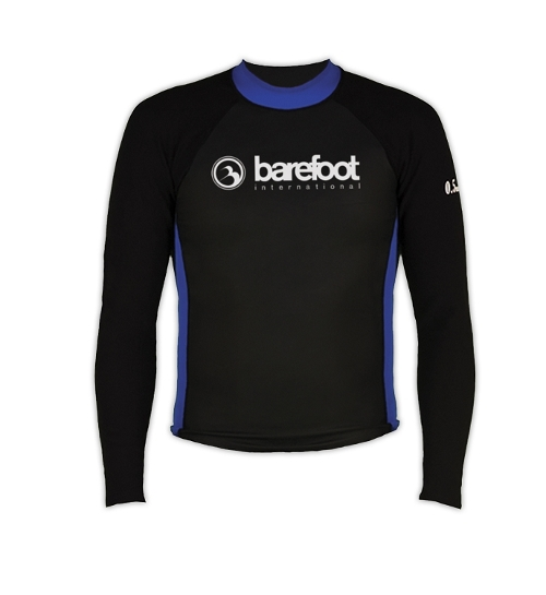Men's Heater Shirt by Barefoot International in Self/Less