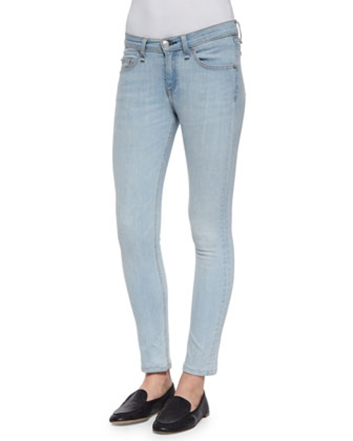 The Capri Denim Pants by Rag & Bone/JEAN in Masterminds