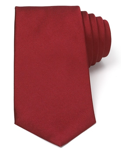 Solid Rib Classic Tie by Turnbull & Asser in Bridge of Spies
